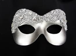 silver masquerade masks baroque style filigree silver masquerade mask
