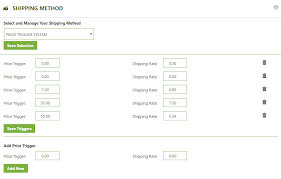 what is table rate shipping shipping setup guide tips wp easycart blog