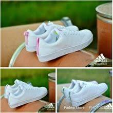 Sepatu Adidas Kets jual adidas neo white
