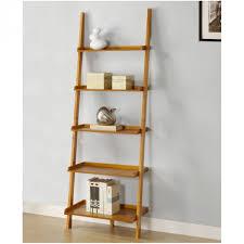 corner bookcase target ladder shelf display plans ehemco 5 tier bookcase shelf ladder