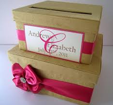 Money Wedding Gift Wedding Gift Card Boxes Money Card Box Custom Card Box