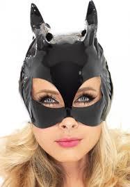 vinyl cat mask escapade uk