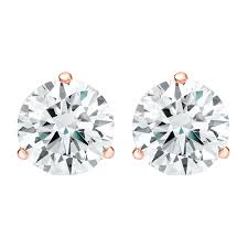 earring studs diamond stud earrings steven singer jewelers