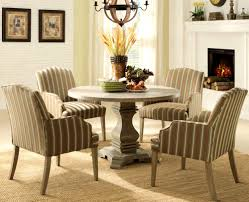 furniture extraordinary colby round oval single pedestal dining
