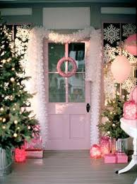 Christmas Porch Decorations by