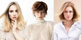 coupe cheveux fins visage ovale coupe de cheveux 50 idées spécial cheveux fins femme actuelle