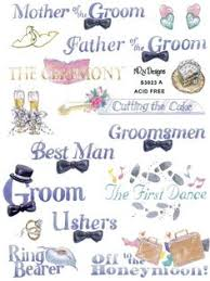wedding scrapbook stickers wedding scrapbooking sticker and embellishments wedding awesome