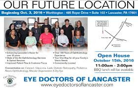 Lancaster Pa Zip Code Map by Contact The Eye Doctors Of Lancaster Lancaster And Mount Joy
