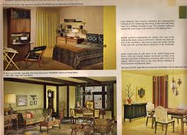 retro home interiors 17 groovy home interiors from 1965 retro renovation