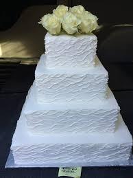 square wedding cakes square wedding cakes gallery the chocolate carousel