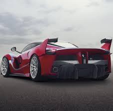 Italienische K Hen Der Fxx K Ist Der Radikalste Ferrari Aller Zeiten Welt