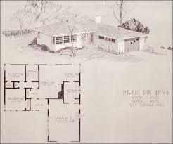 L Shape Home Plans 1948 Home Building Plan Service House Designs Post Wwii Modern