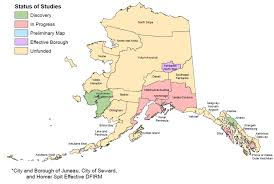 Maps Alaska by Risk Map Planning U0026 Land Management Division Of Community And