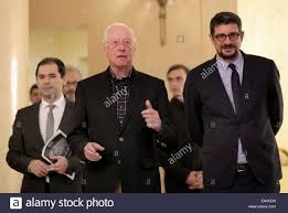 William Christie Moscow Russia 6th Nov 2014 Bolshoi Theatre Chief Conductor