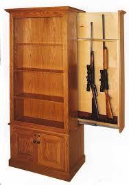 Pine Gun Cabinet Cabinet Unique Wood Gun Cabinet Ideas Wood Gun Cabinet Kits