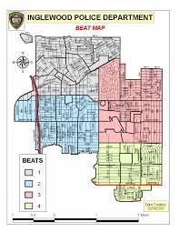 map of inglewood california our beats inglewood ca