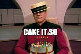 Star Trek Birthday Meme - draw and you will remember visualizing the understanding of