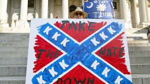 Stand Up Flag Banners The Fight Over The Confederate Flag Is The Gop U0027s Sister Souljah Moment