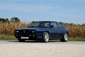 maserati shamal 1994 maserati shamal classic driver market