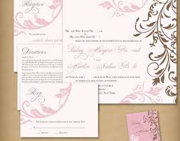 wedding collection of thousands of invitation templates from all