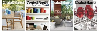 home interior products catalog environmentally catalogs sourcebooks crate and barrel