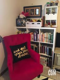 Princess Bookcase My Home Office Makeover It U0027s A Mother Thing