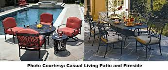 Casual Living Outdoor Furniture by Our Blog Tips For Choosing The Right Patio Furniture For Your