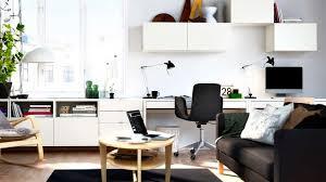 bureau discret bureau discret blanc dans le salon ikea