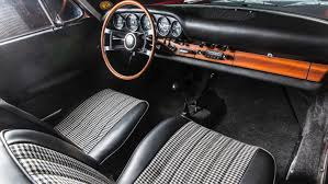 porsche 911 interior from the 754 via the 901 to the 911