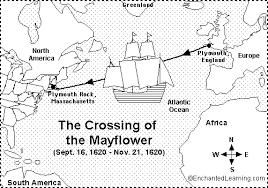 mayflower quiz enchantedlearning