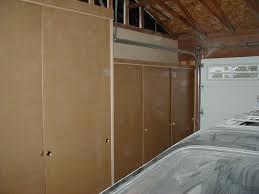 Garage Door Sliding by How To Build Garage Cabinets With Sliding Doors Best Home
