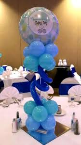 baby shower balloons for boys