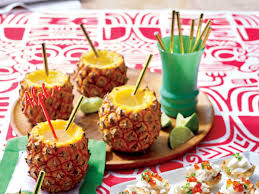 pineapple pineapple rickey recipe myrecipes