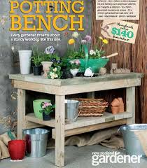 Outdoor Potters Bench Outdoor Potting Bench With Sink Cedar Table Storage Lowes