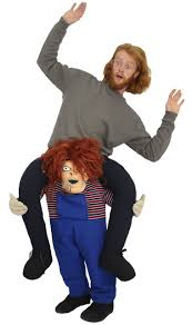 chucky costumes themes piggyback costumes dragons den fancy dress limited