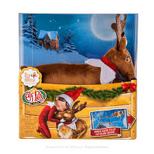 on the shelf reindeer pets a reindeer tradition the on the shelf santa s