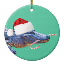alligator ornaments keepsake ornaments zazzle