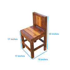 Wooden Chair Png Riga Solid Wood Chair