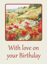 set of 5 most popular birthday cards ec280