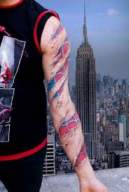 these incredible 3d tattoos defy the laws of physics and