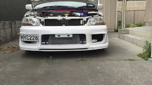 mitsubishi lancer cedia mitsubishi lancer cedia turbo engine bay youtube