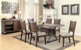 beckett collection dining table set 107011 savvy discount furniture