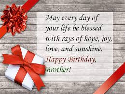 happy birthday brother wishes quotes and messages quote picture