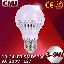 Infrared Led Light Bulb by Led Lamp Motion Sensor Lamp Led E27 Bulb Or Sound Control Light