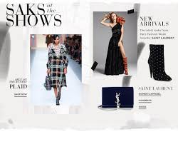 saks fifth avenue thanksgiving sale designer women u0027s apparel men u0027s apparel shoes u0026 handbags saks com