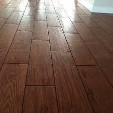 wood tile flooring renovation diary gina demillo wagner