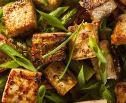 cuisiner le tofu nature tofu mariné recette de tofu mariné marmiton