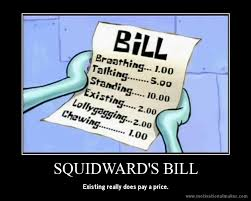Squidward Future Meme - spongebob meme squidward work meme best of the funny meme