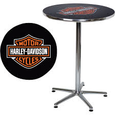 Harley Davidson Home Decor Catalog Harley Davidson Logo Bar Table U2014 41in H Www Kotulas Com Free