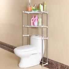 Bathroom Over The Toilet Storage by Bathroom Cabinet Over The Toilet Storage Rack Space Saver Shelf